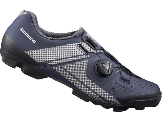 Shimano SH-XC3 Bike Shoes, navy